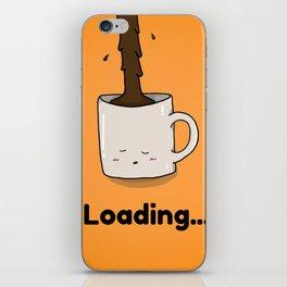 Morning Cup of Coffee iPhone Skin