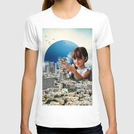 Jenga Tel Aviv T-shirt