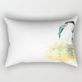 Haubentaucher Rectangular Pillow