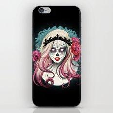¡Dia de los Muertos! iPhone & iPod Skin