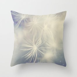 Faerie Dust 1 Throw Pillow