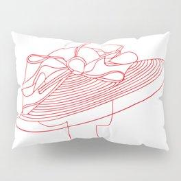 Red Hat Pillow Sham