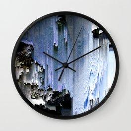 The originator (Cliffs) Wall Clock