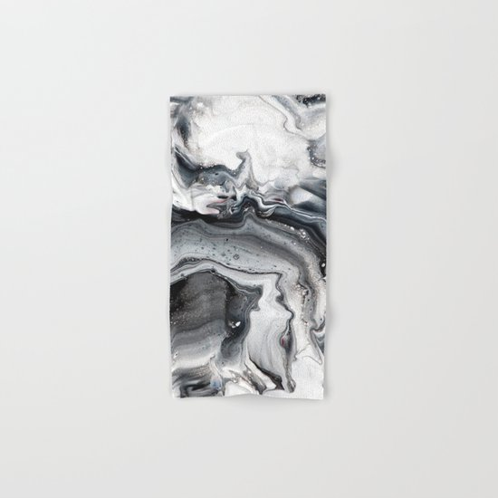 Marble in the Water Hand & Bath Towel