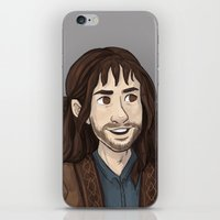 kili iPhone & iPod Skins featuring Kili by quietsnooze