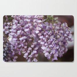 Spring - Wisteria Cutting Board