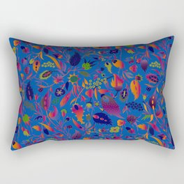 flower of my mind Rectangular Pillow