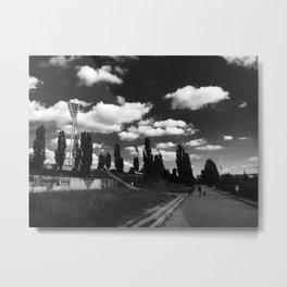 Mauerpark Metal Print