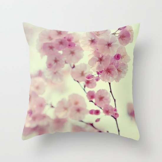 Mademoiselle Throw Pillow