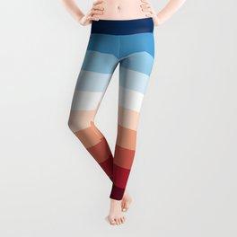 Flag Gradient Leggings