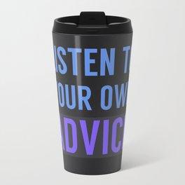 Listen Up Travel Mug
