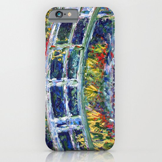 Monet Interpretation iPhone & iPod Case