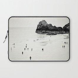 Cornwall beach life Laptop Sleeve