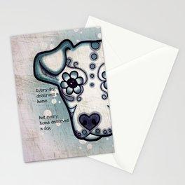 Every Dog Stationery Cards