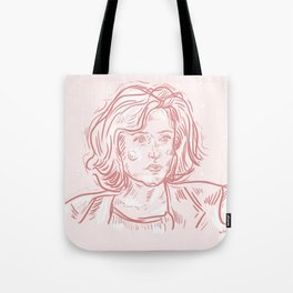 scullaaay Tote Bag