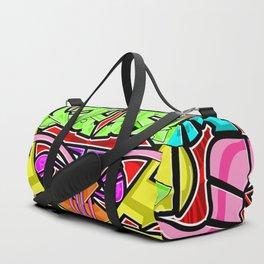 Abstract Arrows Duffle Bag