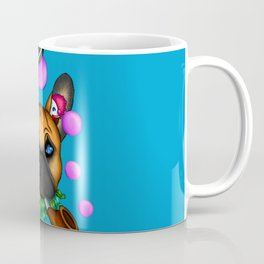 Drunk Dog Coffee Mug