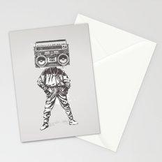 Old School Boy Stationery Cards