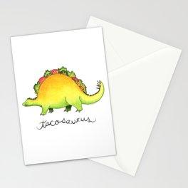 Tacosaurus Stationery Cards