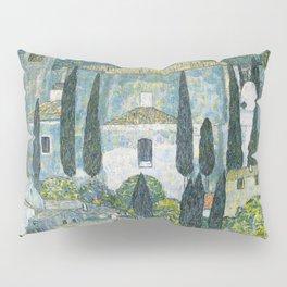 Gustav Klimt - Church in Cassone Pillow Sham