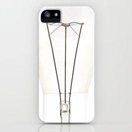 Light Bulb iPhone Case