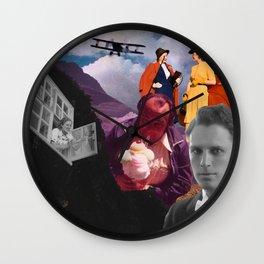 Sweet Future Wall Clock