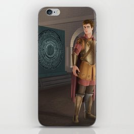 Doctor Who - The Lone Centurion iPhone Skin