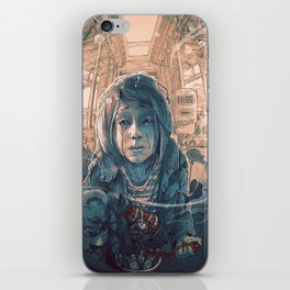 my life is my message iPhone Skin
