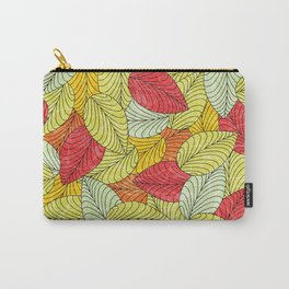Let the Leaves Fall #10 Carry-All Pouch