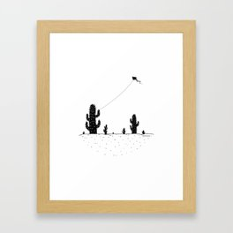I will keep holding you Framed Art Print