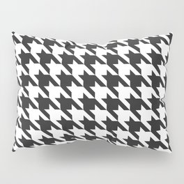 Classic Houndstooth Pillow Sham
