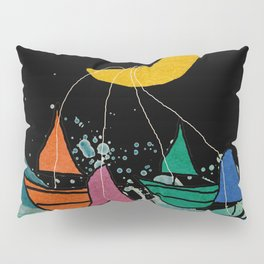 Moonlight Regatta Pillow Sham