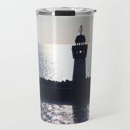 Lighthous Rügen Travel Mug