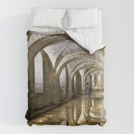 Winchester Cathedral Crypt Comforters