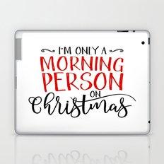 Christmas Morning Laptop & iPad Skin