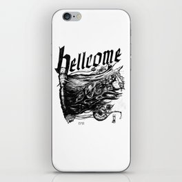 Believe the Dogma - Hellcome iPhone Skin