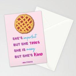 Waitress Stationery Cards