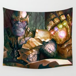 Thanos: Infinity Gauntlet  Wall Tapestry