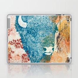 Blue Bison Laptop & iPad Skin
