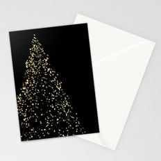 Edinburgh Christmas Tree  Stationery Cards