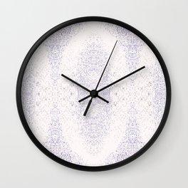 Snake Skin-light Wall Clock