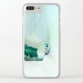 A Serene Life 3E - by Kathy Morton Stanion Clear iPhone Case