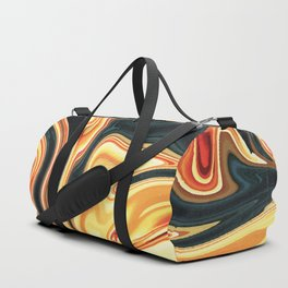Melted Tulips Duffle Bag