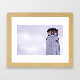 Beacon of Light. Framed Art Print