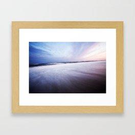 flutter Framed Art Print