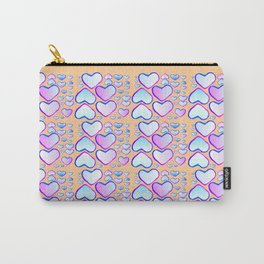 Coeur douceur Carry-All Pouch