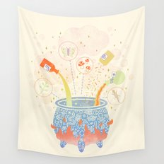Dream Potion Wall Tapestry