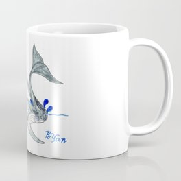 Minke Whale Coffee Mug