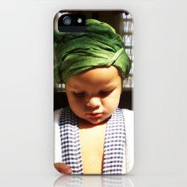Magic - II iPhone Case