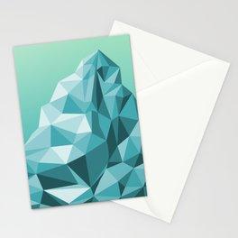 Philosophical Iceberg Stationery Cards